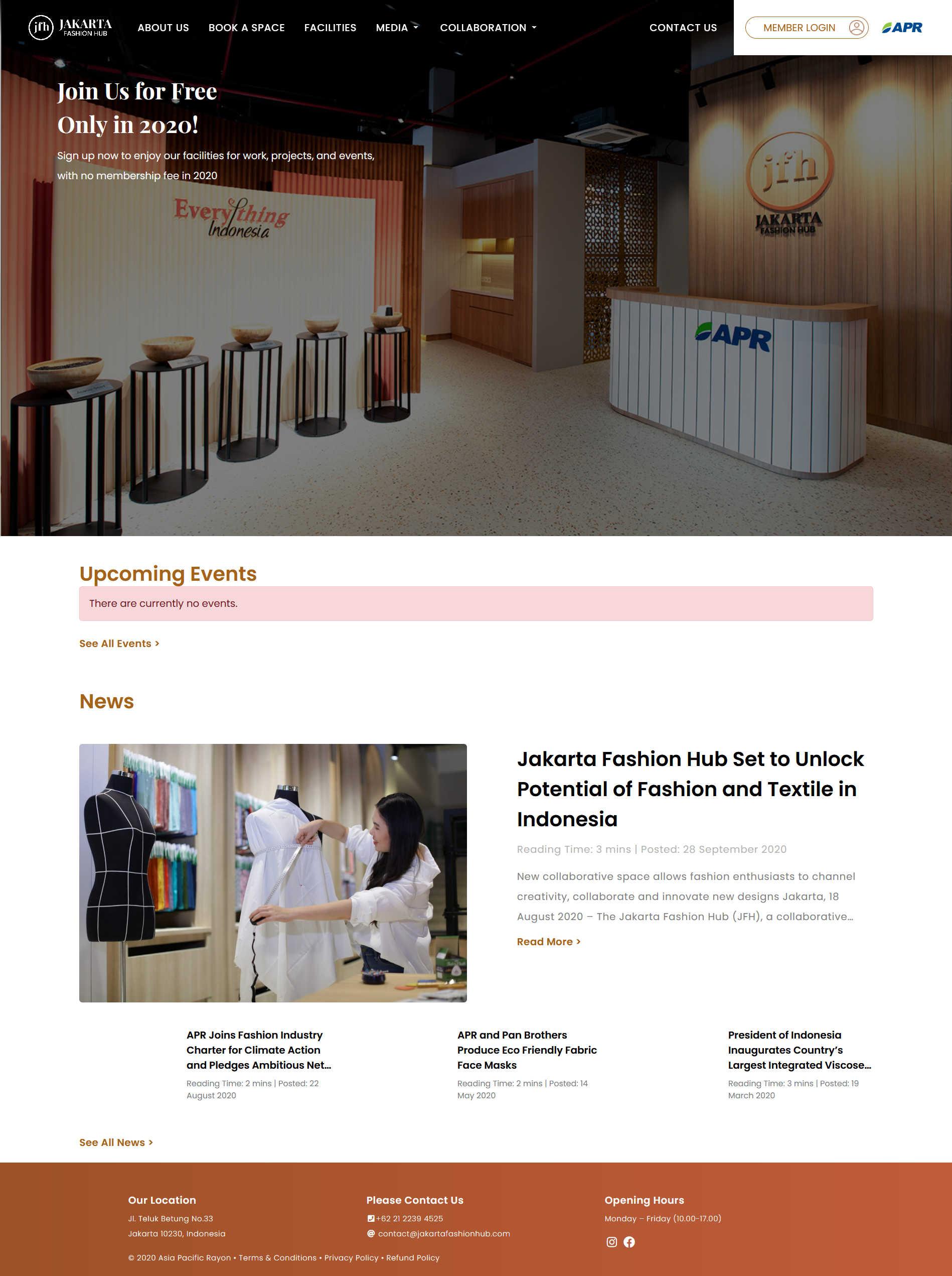 Jakarta Fashion Hub